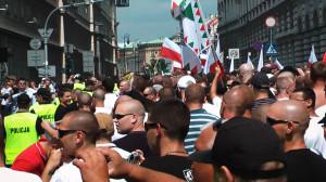 Tomas Rafa: Europride 2010 vs Marsz Grunwaldzki ONR Warszawa