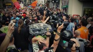 Tomas Rafa: Queer-Parade-Prague 2011