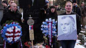 Tomas Rafa: Pochod za samostatne Slovensko vs. Antifa Blokada Bratislava bez nackov 2013