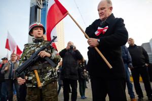 Tomas Rafa: 11.11.2014 Marsz Niepodleglosci 2014